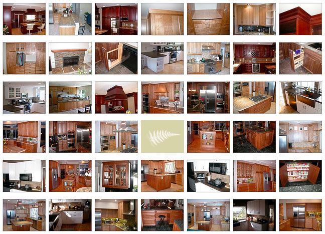 thumbnail group of furniture and kitchen remodeling projects